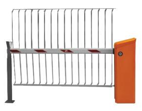 Magnetic.Access Schranke mit Übersteigschutz 1,8m Höhe